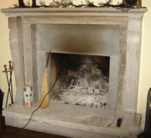Removing Soot Stains From Bricks And Stone Chimneys Com