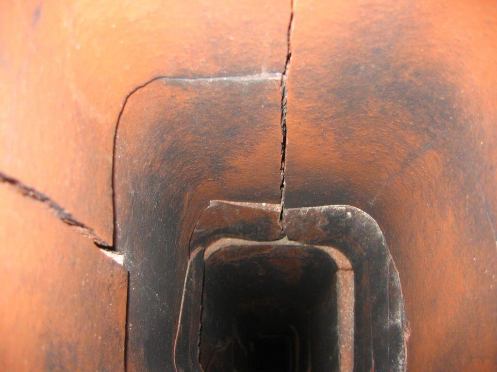 Chimney deterioration chimneys.com